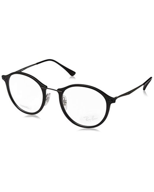 Ray-Ban - Black Optical RX7073 C47 for Men - Lyst