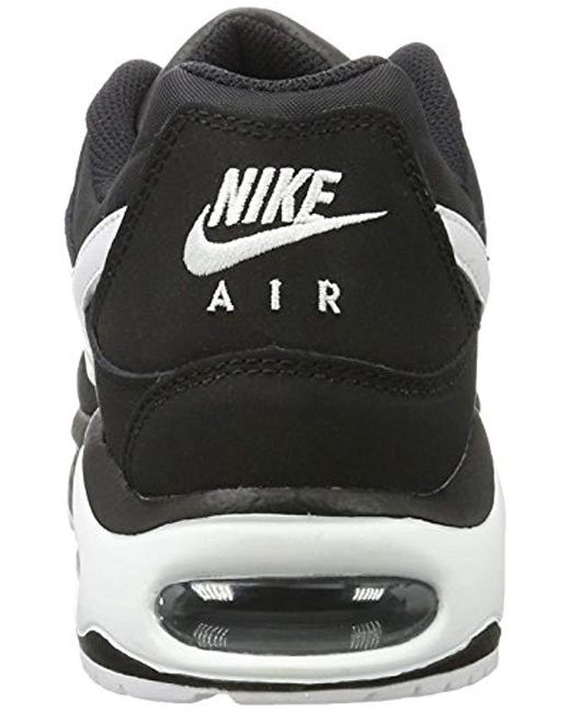 best loved 2b835 e1afa ... Nike - Black Air Max Command Trainers for Men - Lyst ...