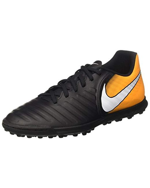 c488f19ce210 Nike  s Tiempox Rio Iv Tf Football Boots in Black for Men - Save 23 ...