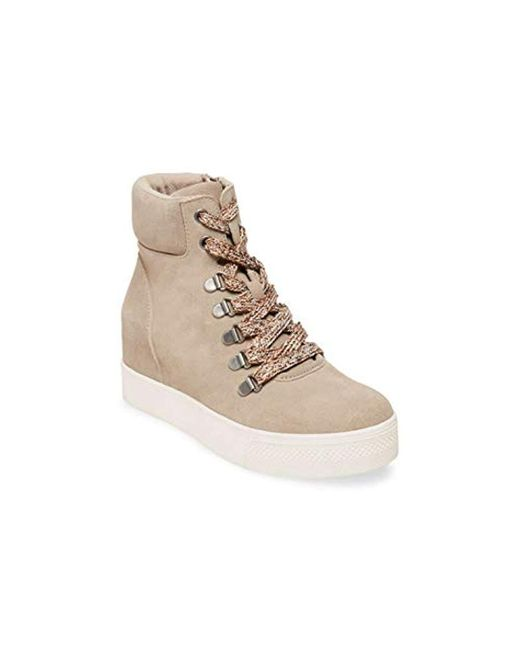 8c1a2f199b5 Lyst - Steve Madden Catch Athletic in Natural - Save 20%