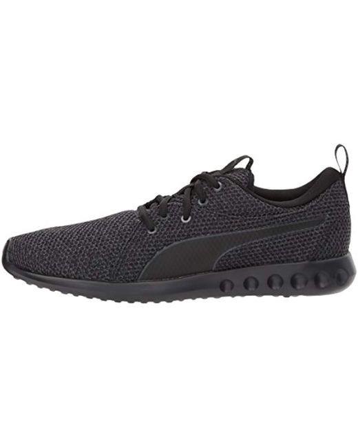 ... PUMA - Black Carson 2 Nature Knit Sneaker for Men - Lyst ... bf80b66ad