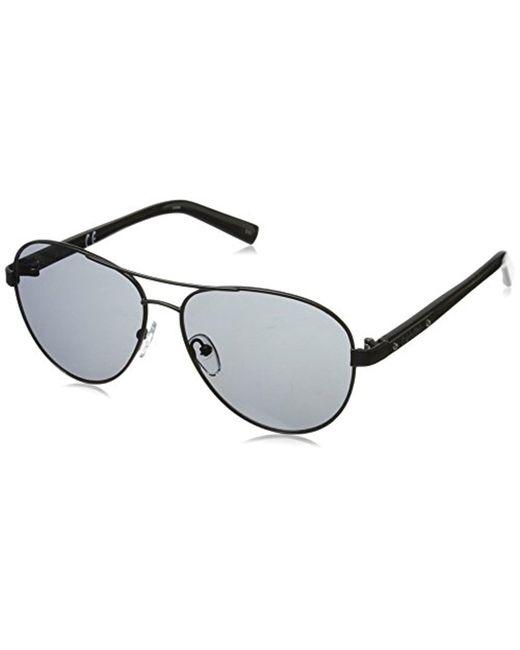 CALVIN KLEIN 205W39NYC - Black R363s Aviator Sunglasses - Lyst