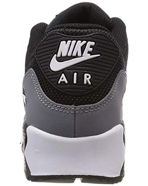 online store d99dc 34afb ... Nike - Air Max 90 Essential Gymnastics Shoes, (black white cool Grey ...