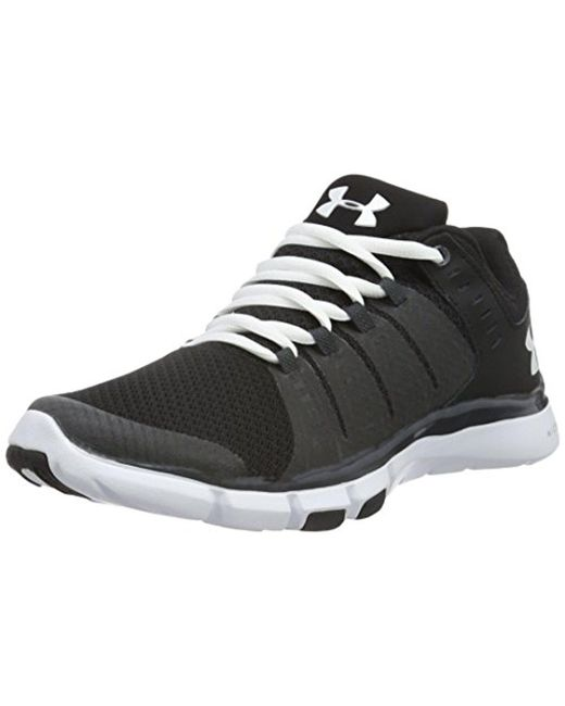 Under Armour - Black Micro G Limitless 2 for Men - Lyst
