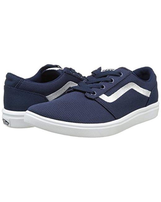 66500fc9540ee6 ... Vans - Blue Chapman Lite