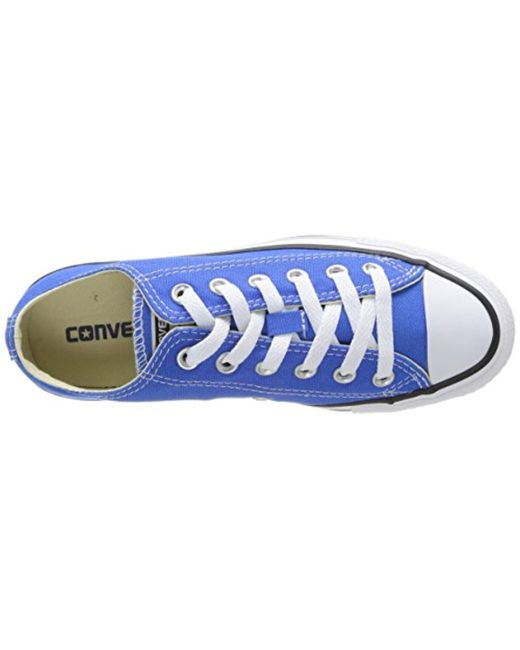 f04abacd2223 ... Converse - Blue Chuck Taylor All Star Ox