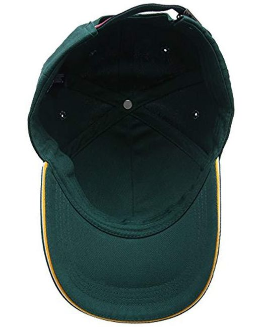 ... Tommy Hilfiger - Green Corporate Baseball Cap for Men - Lyst 57c54d407dbf