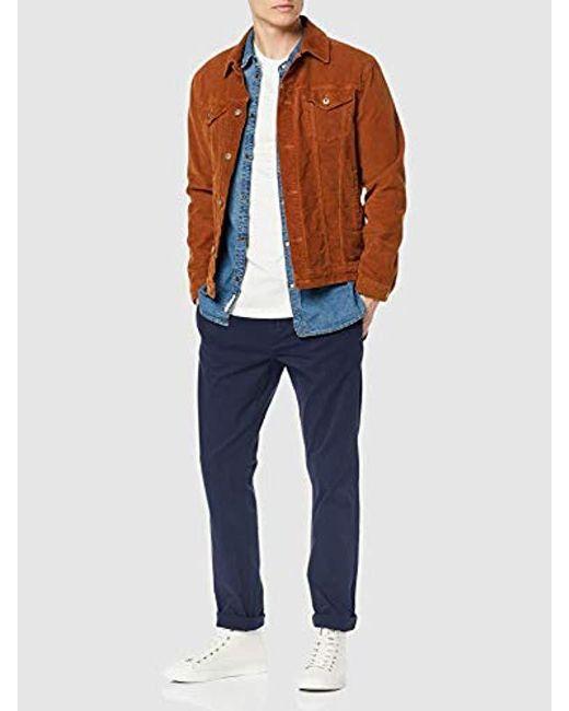 af50065a1 ... Tommy Hilfiger - Blue Western Denim Shirt Arnmb for Men - Lyst ...