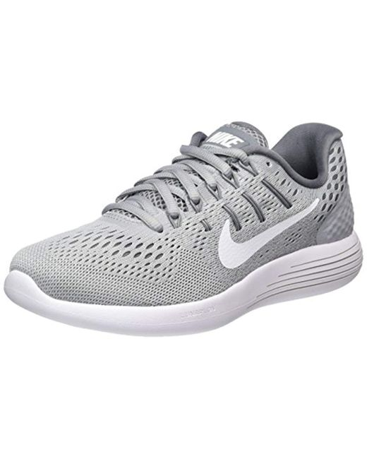 new styles 776e0 8155a Nike - Gray Lunarglide 8, Chaussures de Running Compétition Femme - Lyst ...
