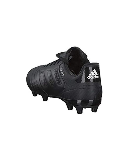 f7446674b ... Adidas - Black Copa 18.3 Fg Football Boots for Men - Lyst ...