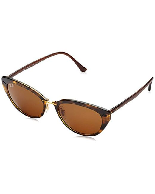 a1a778d67d Ray-Ban Sonnenbrille (rb 4250) in Brown - Save 10% - Lyst