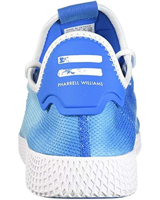 ... Adidas Originals - Blue Pw Holi Tennis Hu Running Shoe for Men - Lyst  ... 21710d94e