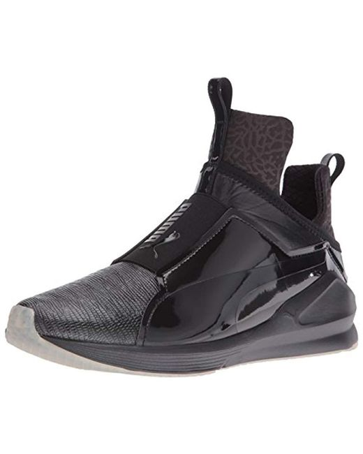 752a8f747b0a PUMA - Black Fierce Metallic Cross-trainer Shoe - Lyst ...