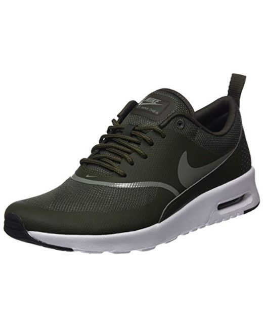 official photos b8aac 385fa Nike - Green Air Max Thea Low-top Sneakers - Lyst ...