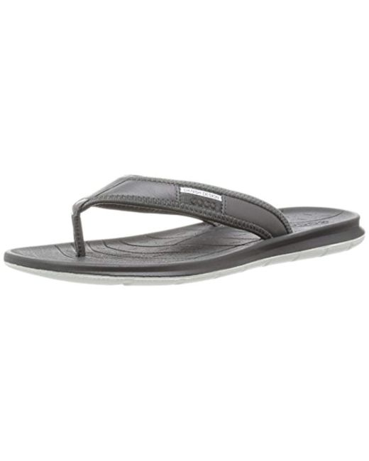 2f3f10b282c2 Ecco - Gray S Intrinsic Tøffel Athleitc Sandals for Men - Lyst ...