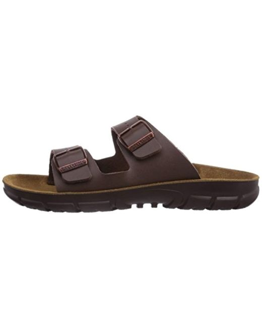 a6f4731d00fa Birkenstock Bilbao Unisex Adults  Sandals in Brown - Lyst