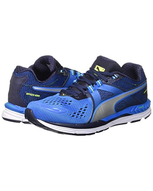 88c8a89189b ... Lyst PUMA - Blue Speed 600 Ignite
