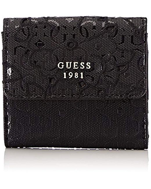 Guess - Black Swsg6961440 Wallet - Lyst ... 8c4ef040505fb