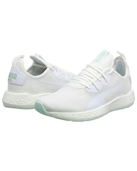 PUMA Nrgy Neko Sport Wn s Competition Running Shoes in White - Save ... aa2d4bbdf