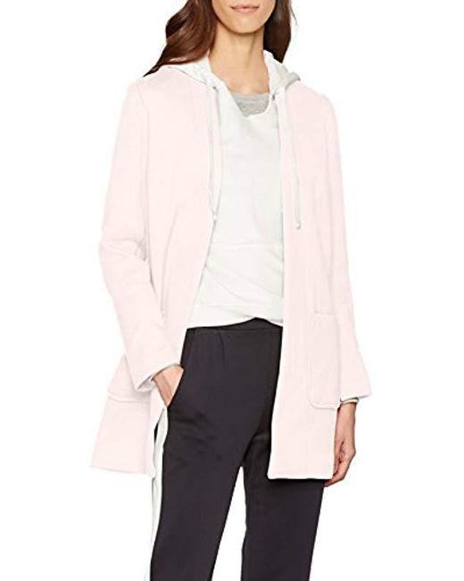 Dorothy Perkins - Pink Twil Pocket Coat - Lyst