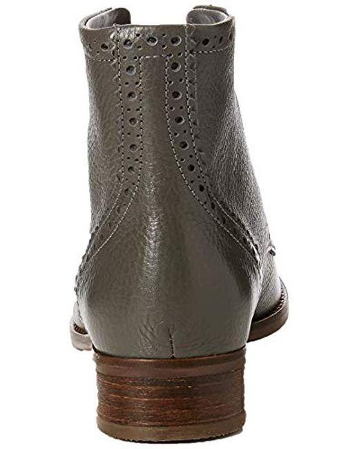 869174af ... Clarks - Gray Netley Freya Ankle Boots - Lyst ...