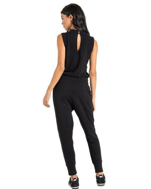 91373255e0f ... n PHILANTHROPY - Nellie Jumpsuit In Black Cat - Lyst ...