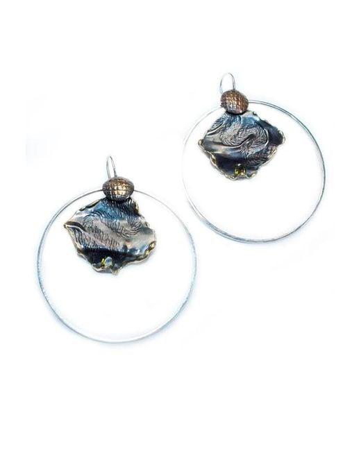 Sibilla G Jewelry | Metallic Sibilla G Lucania Metamorphose Earrings | Lyst