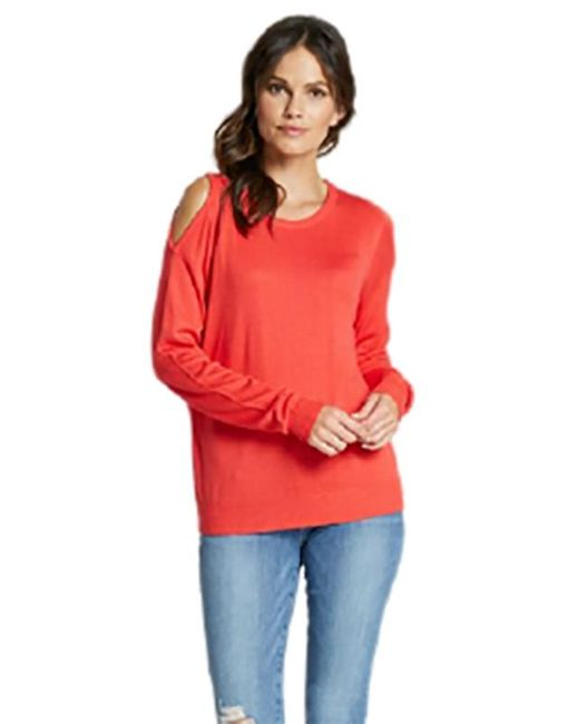 Feel The Piece - Red By Terre Jacobs Florentine Top In Coral Reef - Lyst