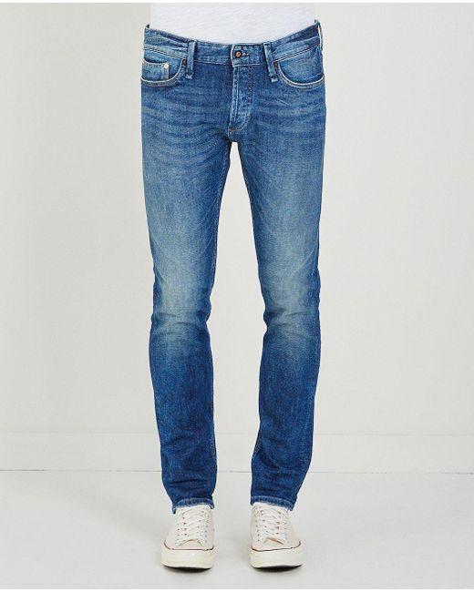 Denham | Blue Razor Jean for Men | Lyst