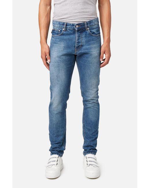 Slim-fit Washed-denim Jeans - BlueAmi Livraison Gratuite Finishline Grande Vente En Ligne Acheter Pas Cher 2018 Unisexe Livraison Gratuite Pas Cher KykLuCF