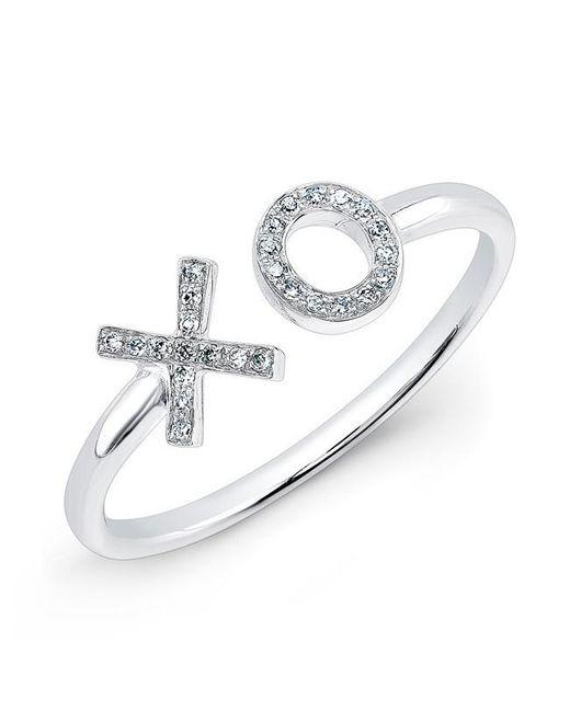Anne Sisteron | Multicolor 14kt White Gold Diamond Arrow Ring | Lyst