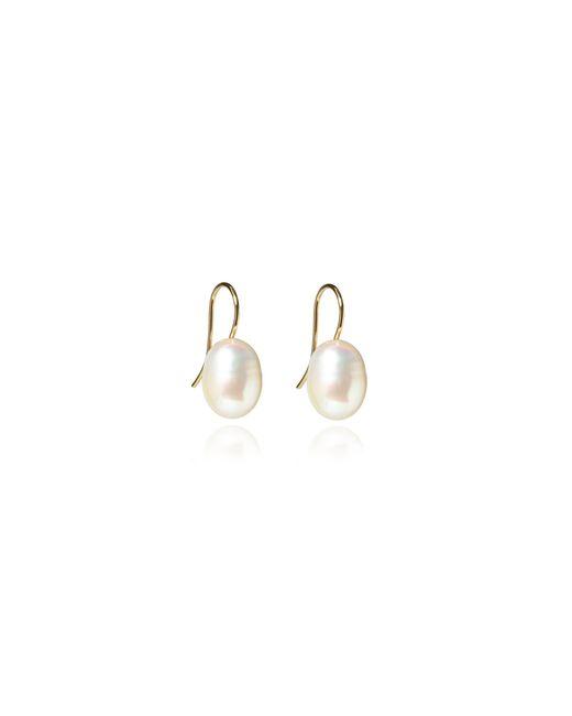 Annoushka   Metallic Classic Baroque Pearl Drop Earrings   Lyst
