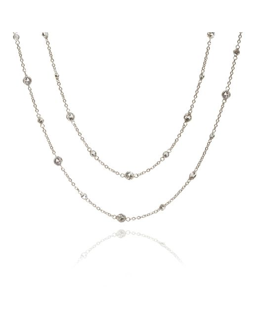 Annoushka | Metallic Nectar Jasmine Necklace | Lyst