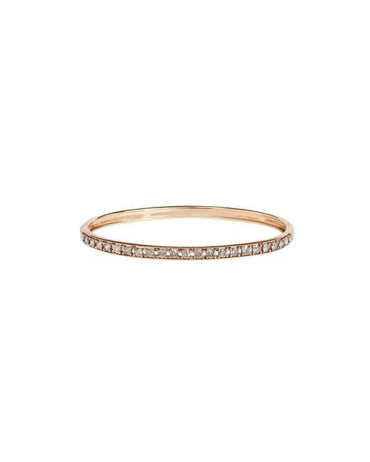 Annoushka - Metallic Dusty Diamonds Line Bangle - Lyst