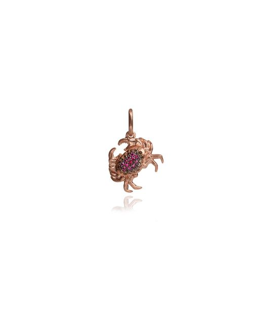 Annoushka | Pink Mythology Crab Charm | Lyst