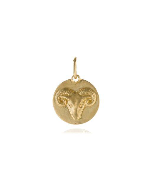 Annoushka - Metallic Mythology Aries Pendant - Lyst