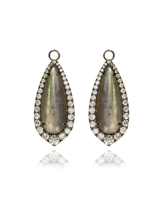 Annoushka | Multicolor Unique Labradorite Earring Drops | Lyst