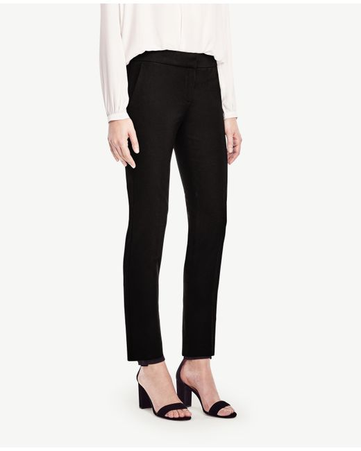 Ann Taylor   Black The Petite Ankle Pant - Kate Fit   Lyst