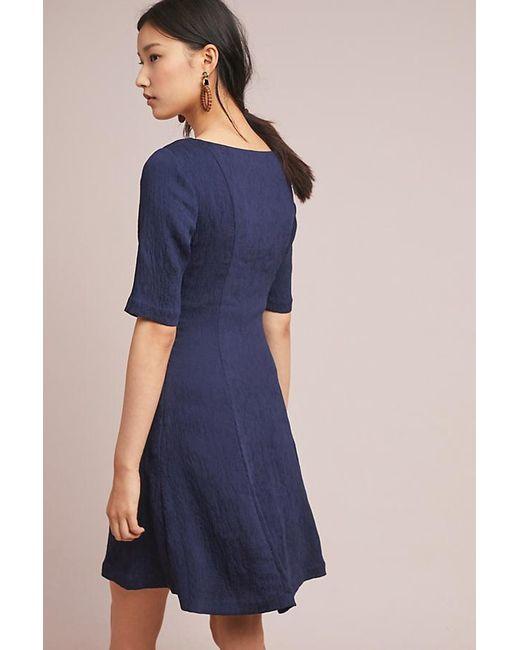95f1af729ff22 ... Maeve - Blue Melanie Dress - Lyst ...