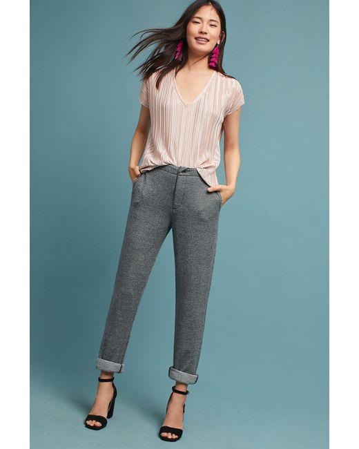 Cartonnier | Multicolor Burlington Knit Trousers | Lyst