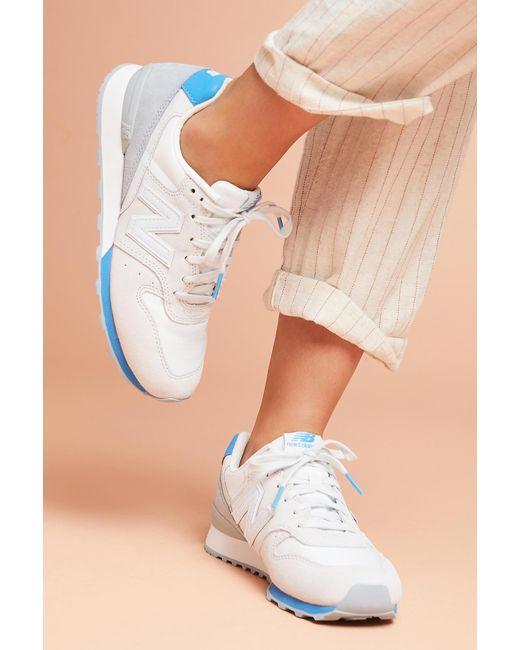 big sale 8dde6 7d625 Women's Blue 696 Sneakers