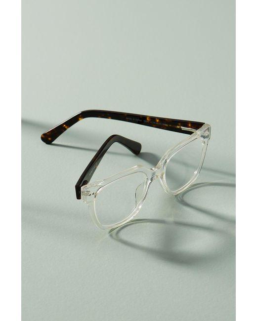 Anthropologie - White Babette Reading Glasses - Lyst