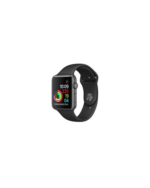 Apple | Watch Series 1, 42mm Space Gray Aluminum Case With Black Sport Band for Men | Lyst