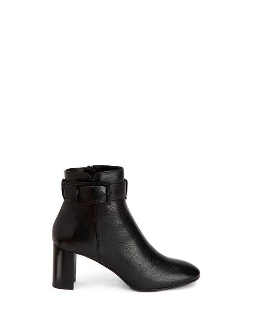 Aquatalia | Black Vanie Weatherproof Ankle Boot | Lyst