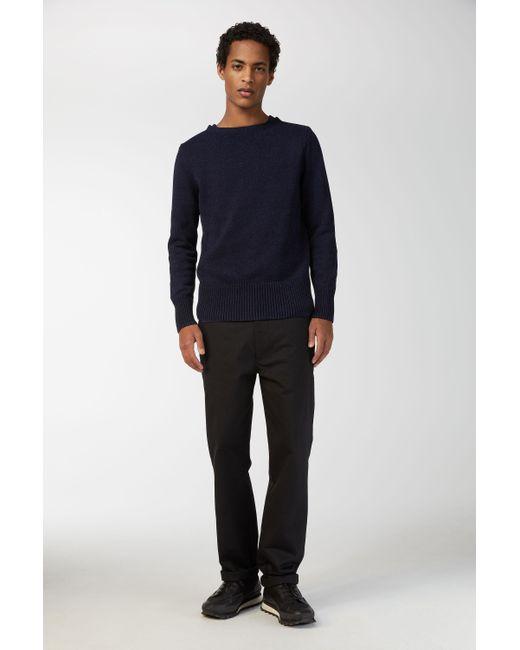 ARKET - Blue Cotton Indigo Jumper for Men - Lyst