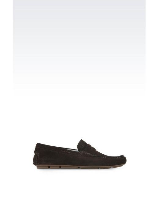 Armani Jeans | Brown Shoe for Men | Lyst