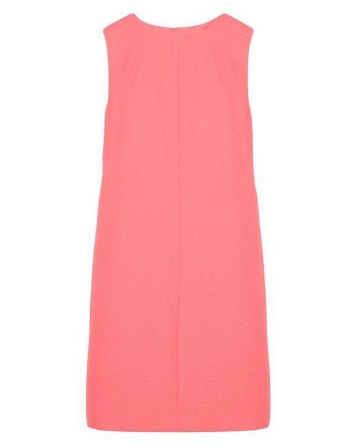 Armani Jeans | Pink Short Dress | Lyst