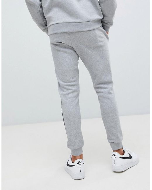 8e8e37f81a69b ... Nike - Gray Jdi Skinny Joggers In Grey 928725-063 for Men - Lyst