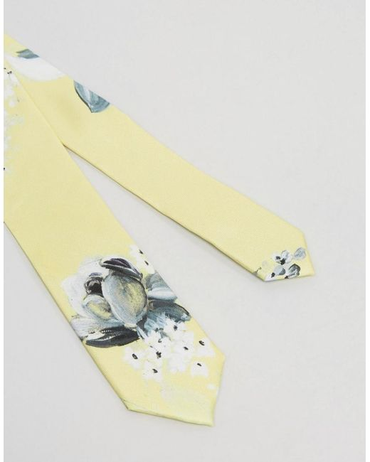 Image result for ASOS WEDDING Floral Tie And Pocket Square Pack In Silk