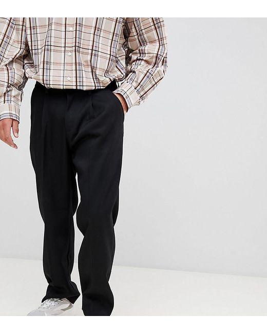 Add - Wide Leg Trousers In Black for Men - Lyst